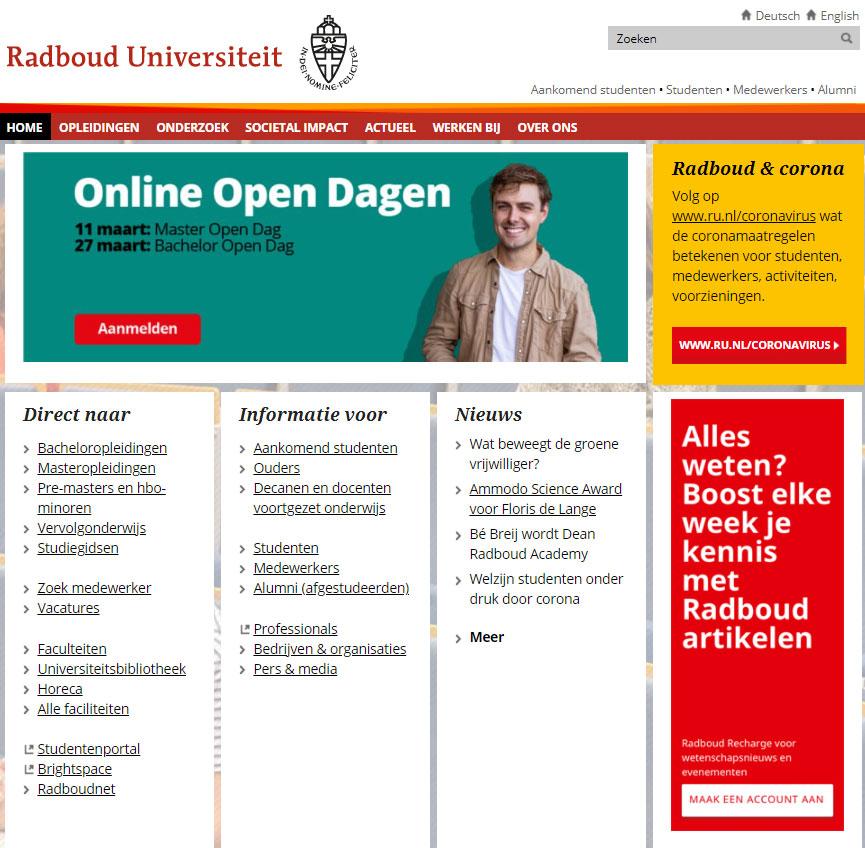 Radboud-Universiteit